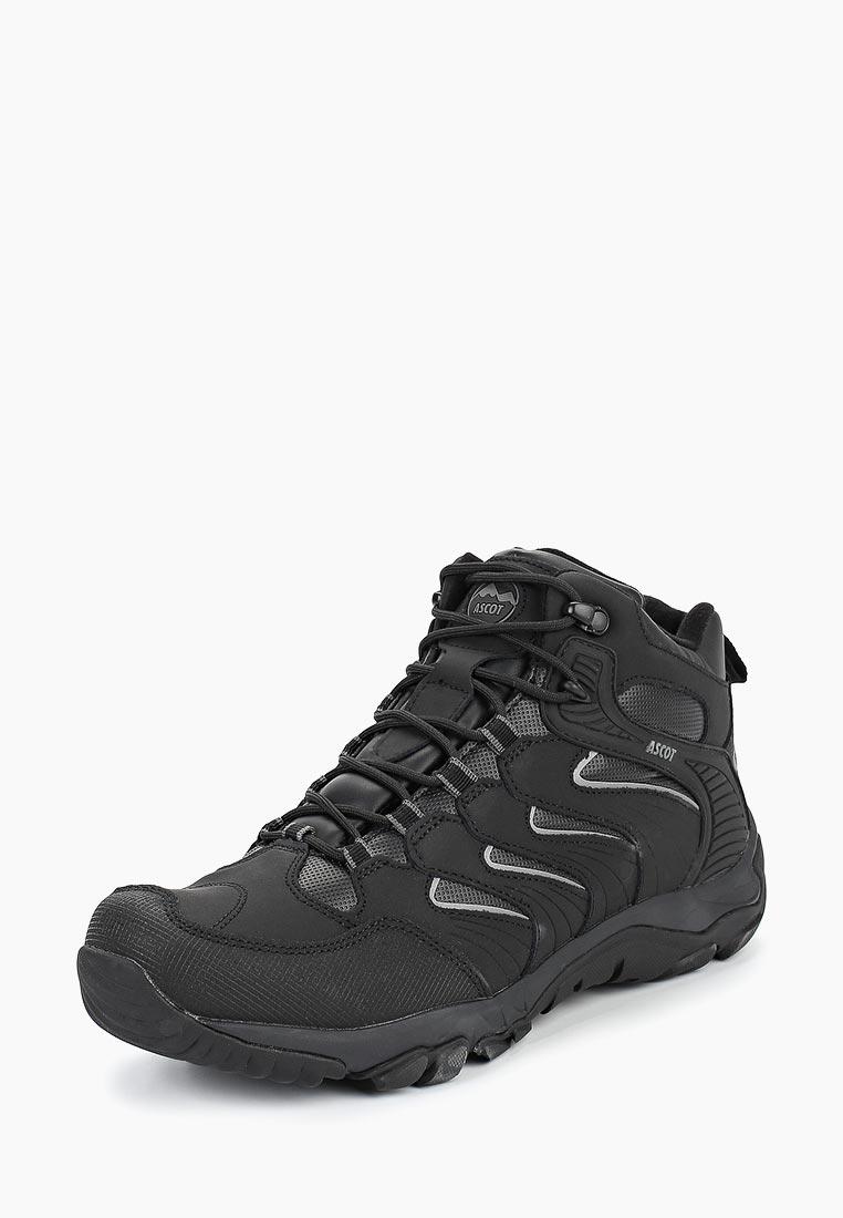 Спортивные мужские ботинки Ascot (Аскот) SH 2566H 003 TARGET