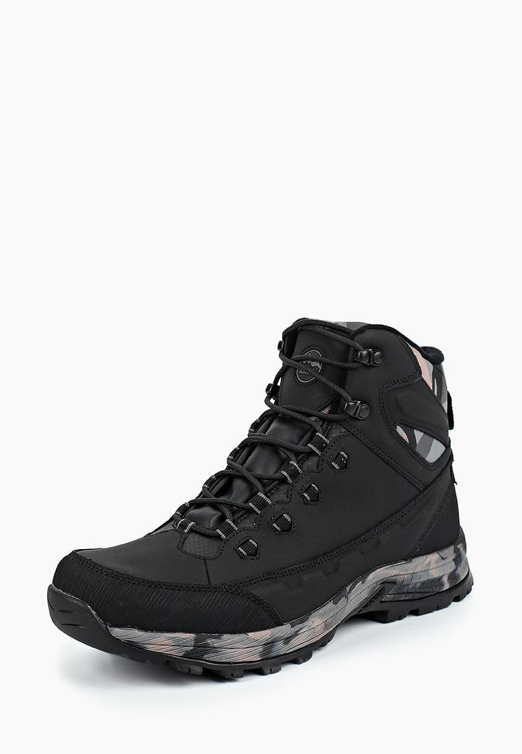 Спортивные мужские ботинки Ascot (Аскот) SH 2727 005 BUNKER