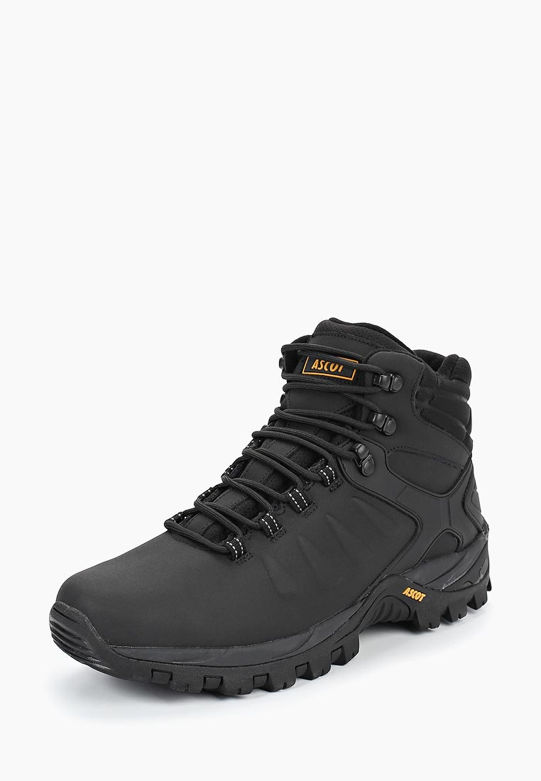 Спортивные мужские ботинки Ascot (Аскот) SHN 3120H 101 X-RAY