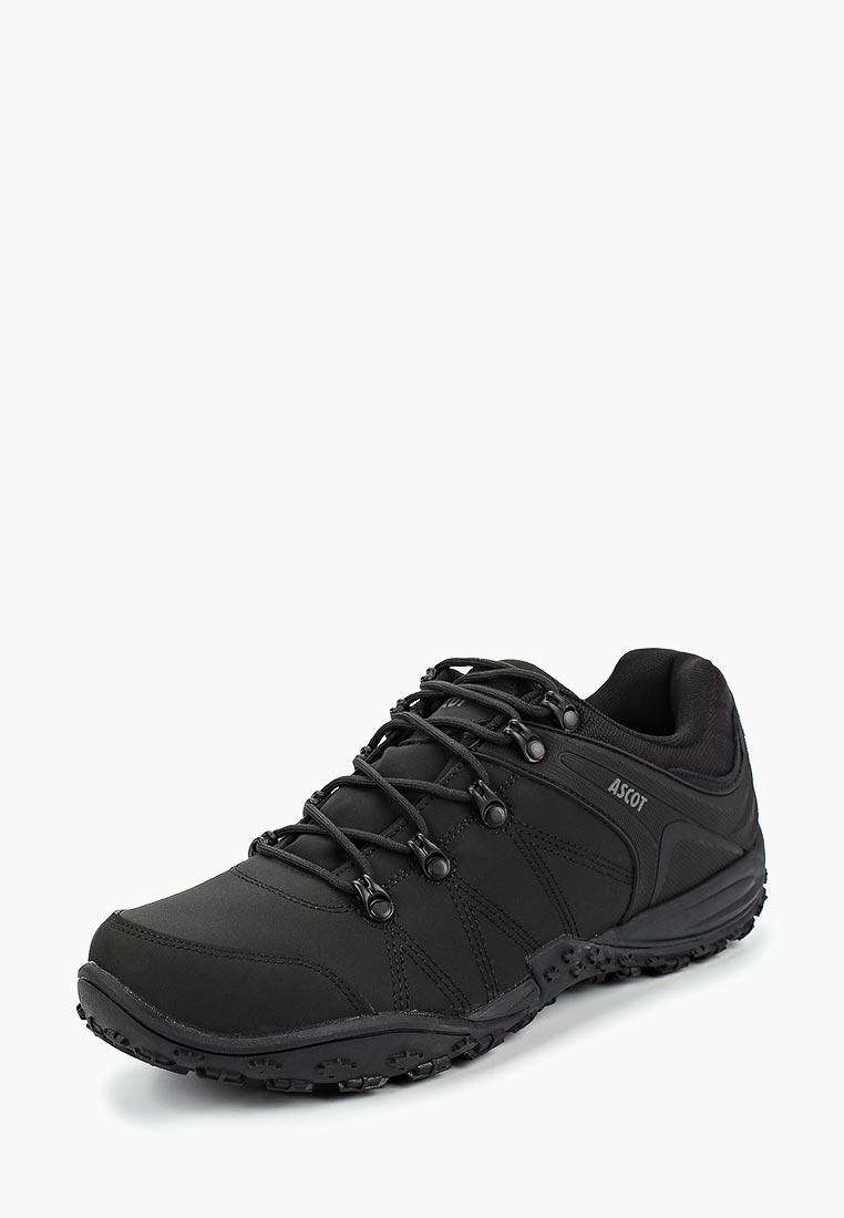 Спортивные мужские ботинки Ascot (Аскот) SHN 9110 001 CAMP2