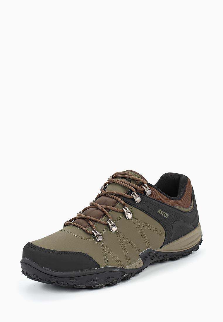 Спортивные мужские ботинки Ascot (Аскот) SHN 9110 002 CAMP2