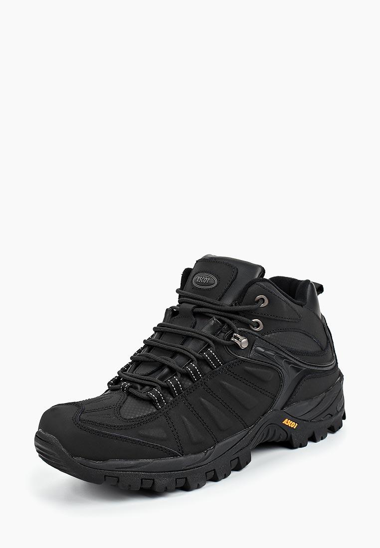 Мужские спортивные ботинки Ascot (Аскот) SHN 9121 001 VORTEX MID