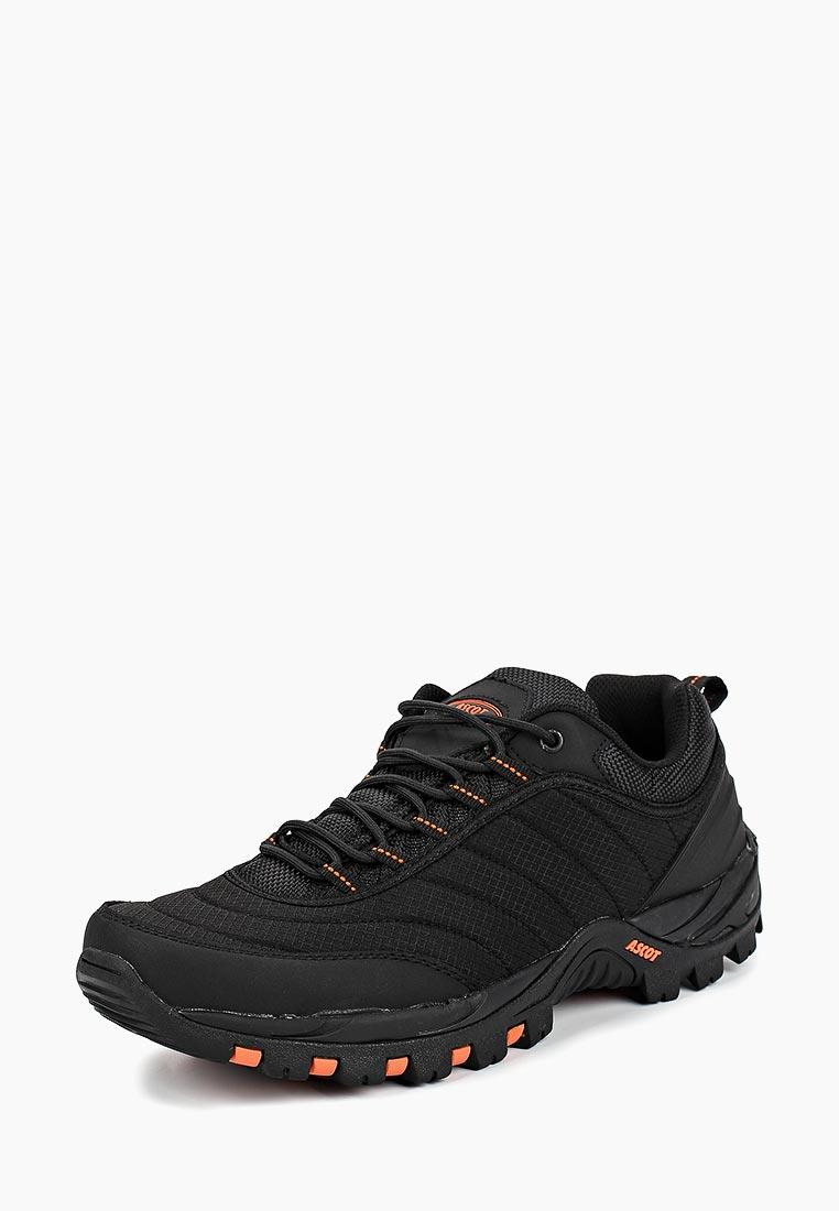 Мужские ботинки Ascot (Аскот) SHN 9124 004 MOONSCAPE