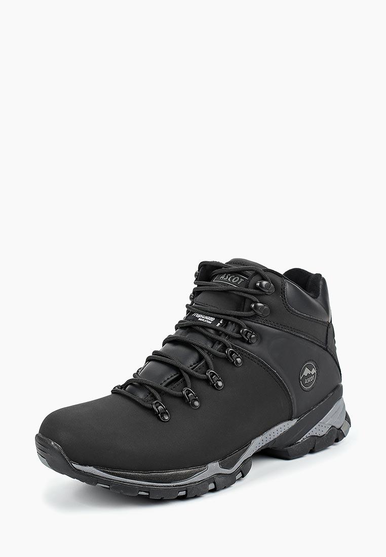 Мужские спортивные ботинки Ascot (Аскот) TN979 001 MONTARA