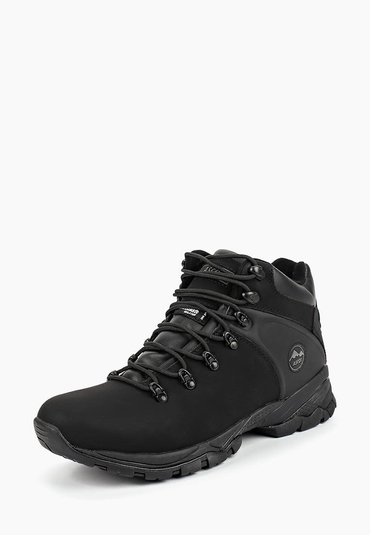 Спортивные мужские ботинки Ascot (Аскот) TN979 002 MONTARA