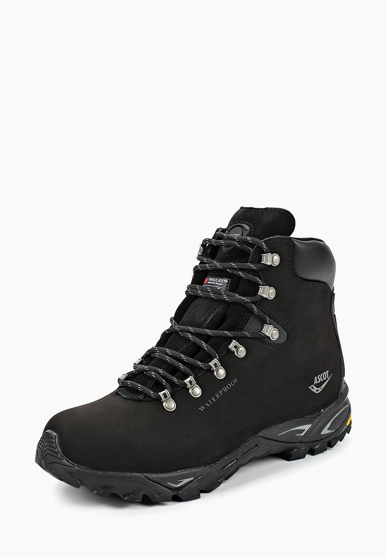 Мужские спортивные ботинки Ascot (Аскот) T130 003 CONGO