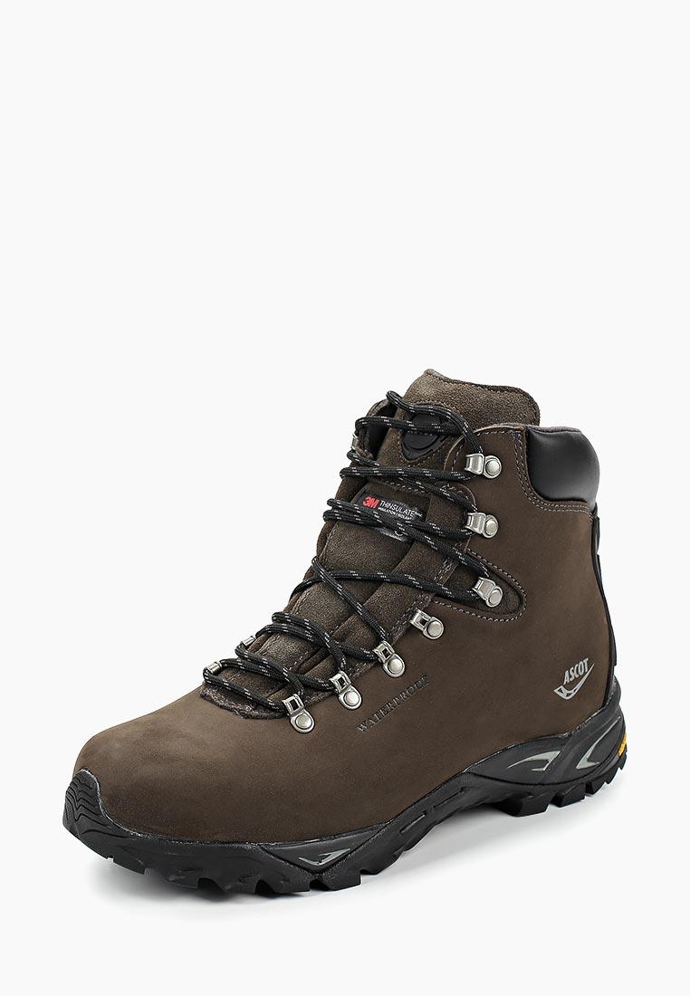 Мужские спортивные ботинки Ascot (Аскот) T130 006 CONGO