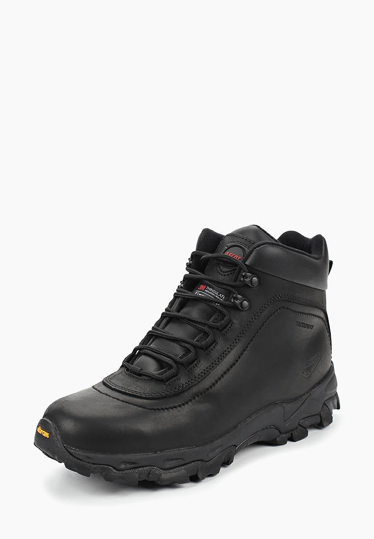 Мужские спортивные ботинки Ascot (Аскот) T878N 001 MATTERHORN HIGH