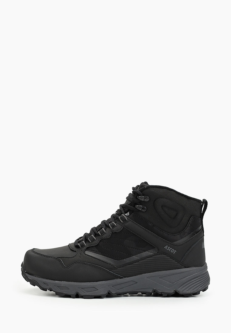 Спортивные мужские ботинки Ascot (Аскот) ASH 2031 11RH RIDE HI