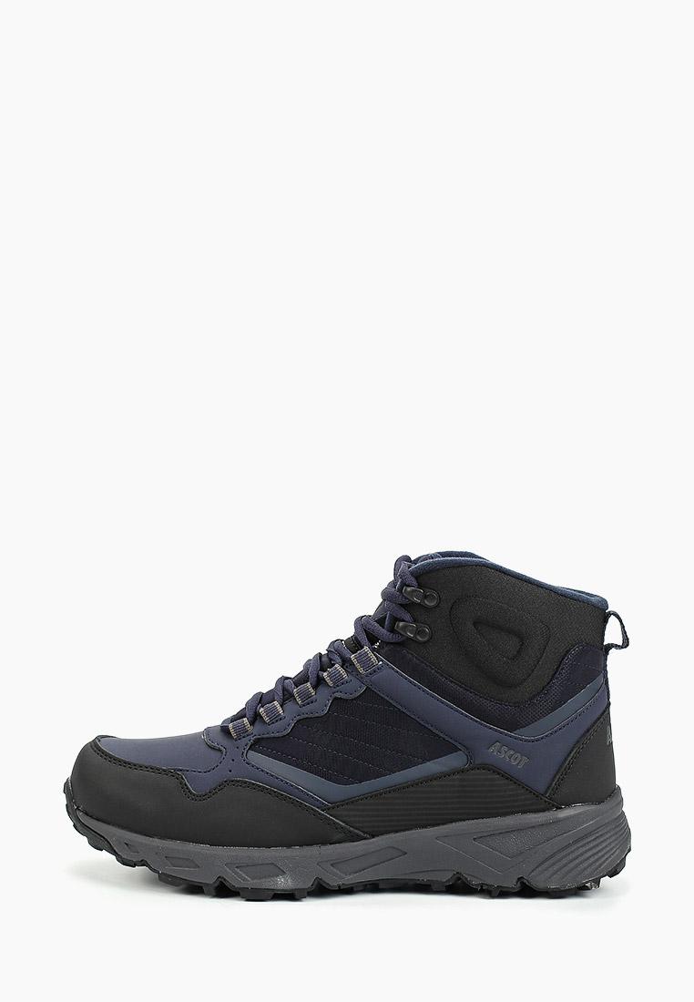 Мужские спортивные ботинки Ascot (Аскот) ASH 2031 13RH RIDE HI