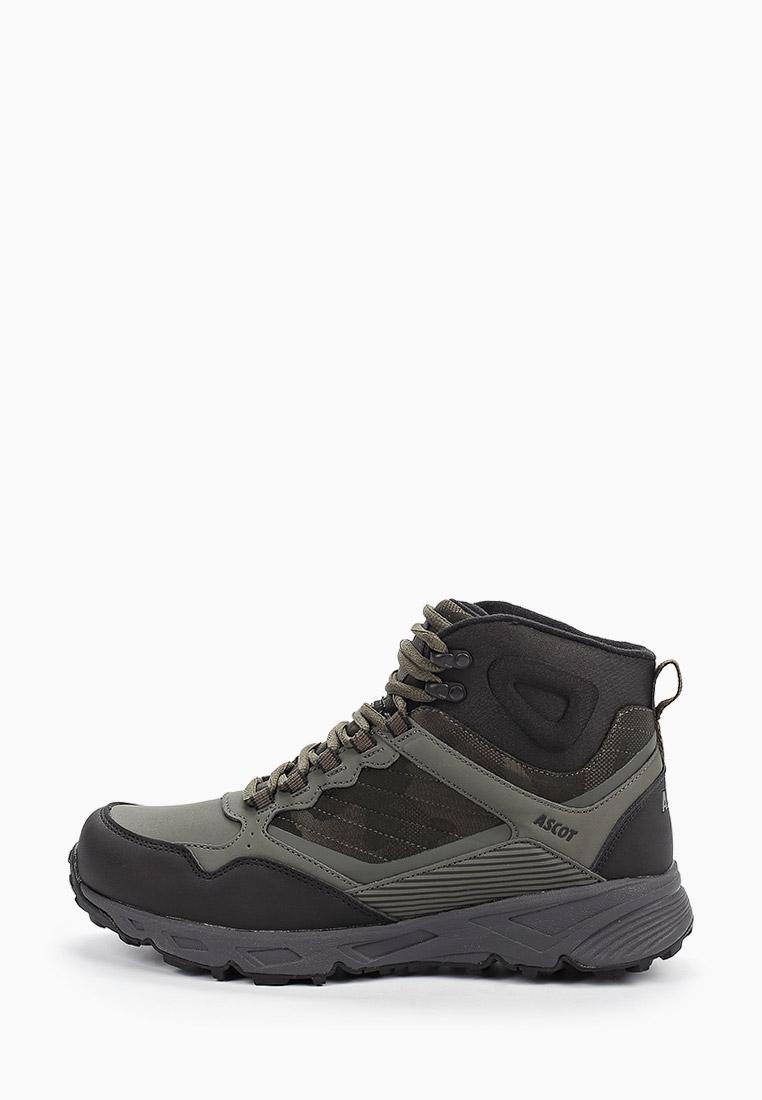 Мужские спортивные ботинки Ascot (Аскот) ASH 2031 15RH RIDE HI