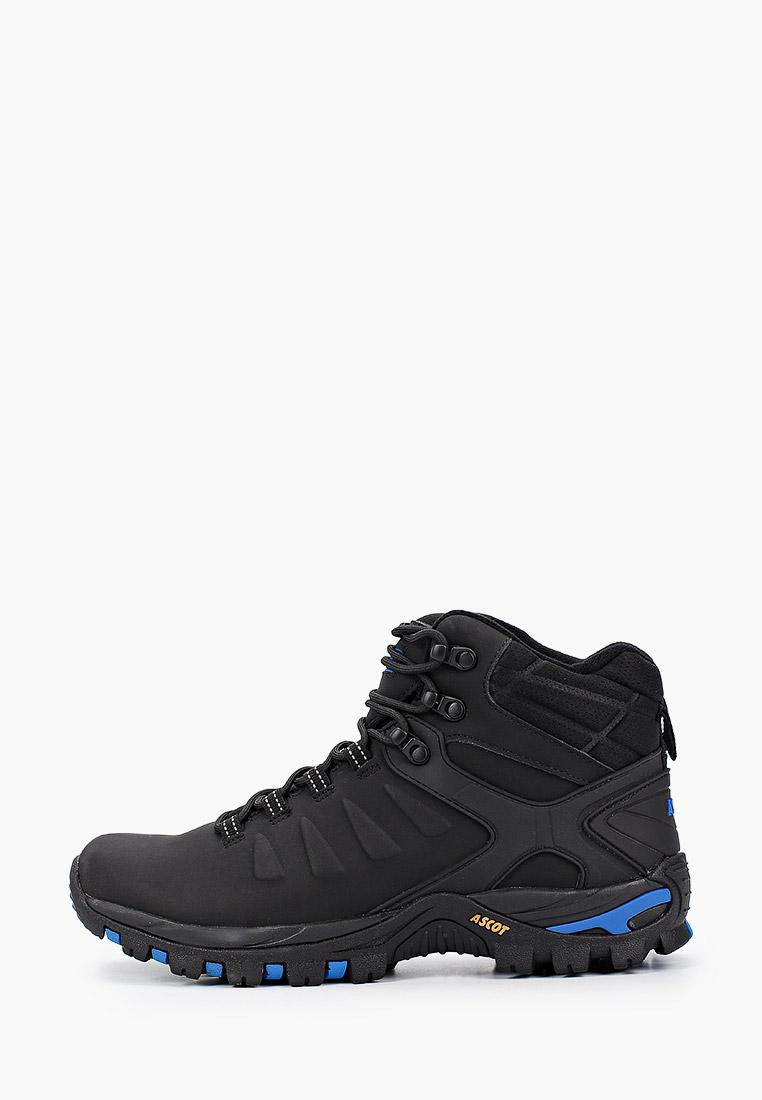 Спортивные мужские ботинки Ascot (Аскот) SHT 3120 03XH X-RAY HI