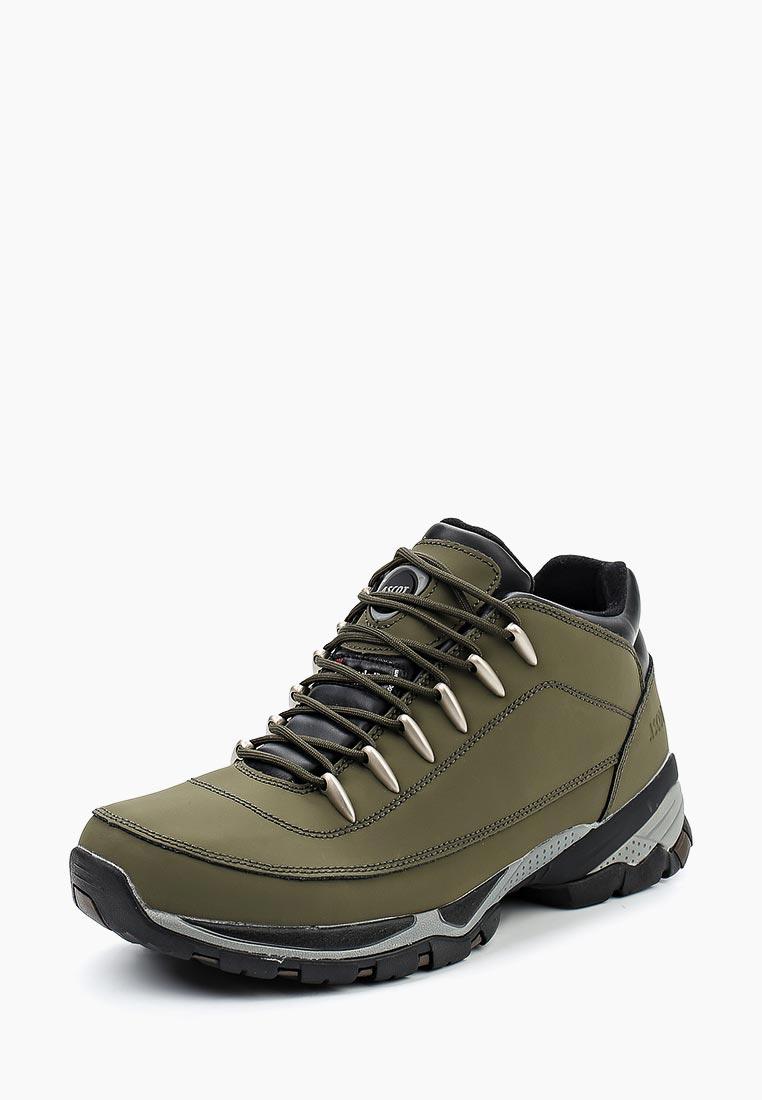 Спортивные мужские ботинки Ascot (Аскот) TN880 003 ATACAMA: изображение 6