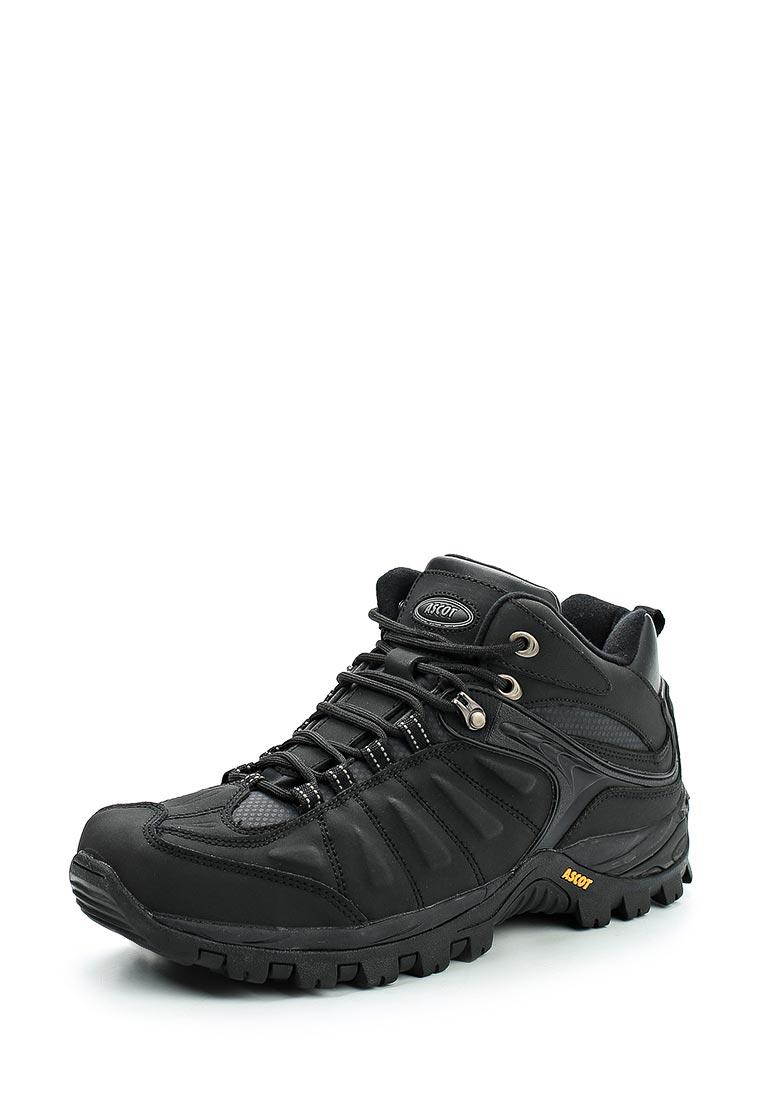 Спортивные мужские ботинки Ascot (Аскот) SHN 2121 001 VORTEX MID: изображение 1