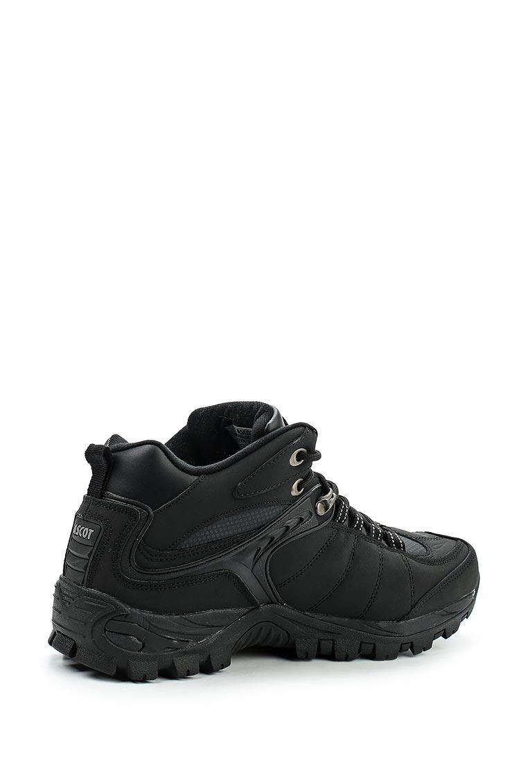 Спортивные мужские ботинки Ascot (Аскот) SHN 2121 001 VORTEX MID: изображение 2