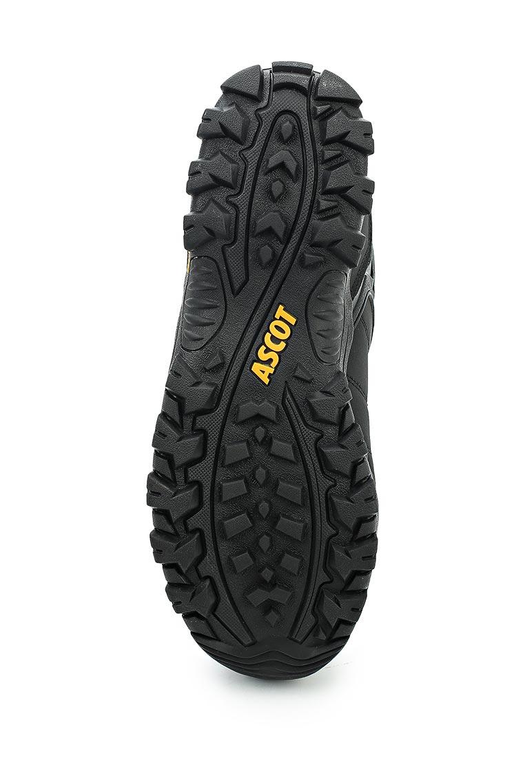 Спортивные мужские ботинки Ascot (Аскот) SHN 2121 001 VORTEX MID: изображение 3