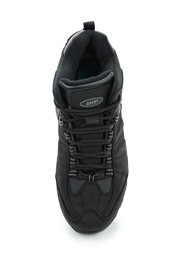 Спортивные мужские ботинки Ascot (Аскот) SHN 2121 001 VORTEX MID: изображение 4