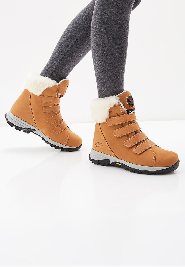 Женские ботинки Ascot (Аскот) T619-07 KARELIA