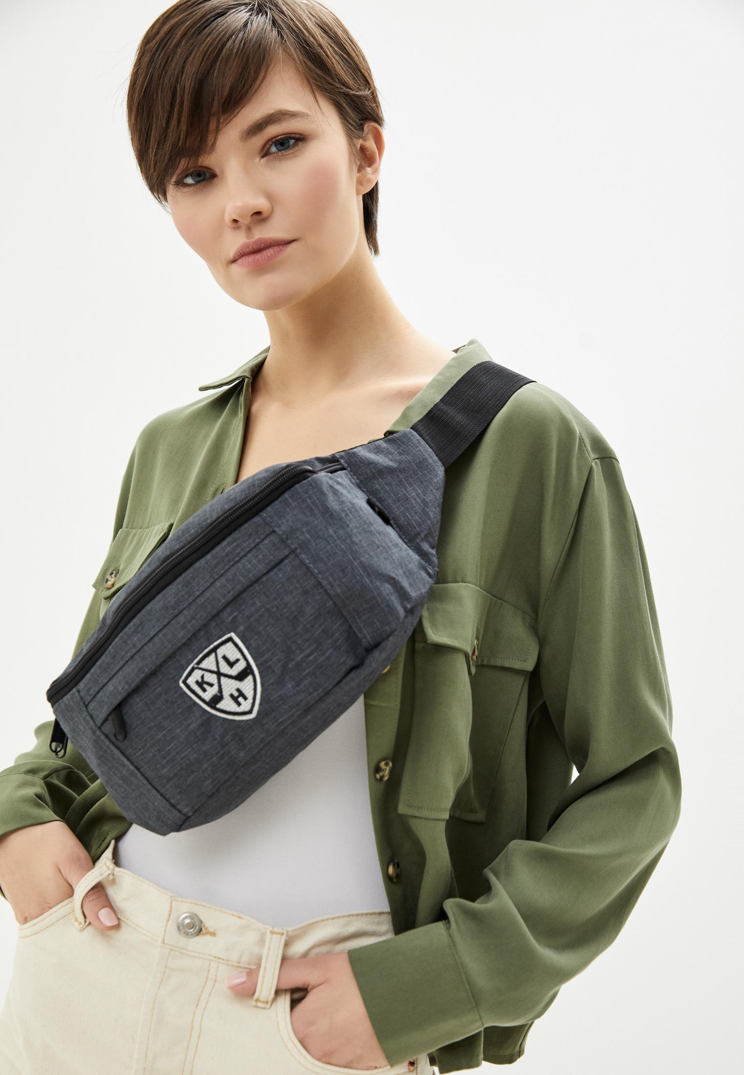 Спортивная сумка Atributika & Club™ Сумка поясная Atributika & Club™