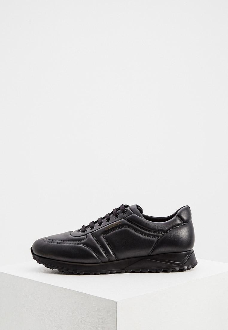 Мужские кроссовки A.Testoni MS70513CNZ