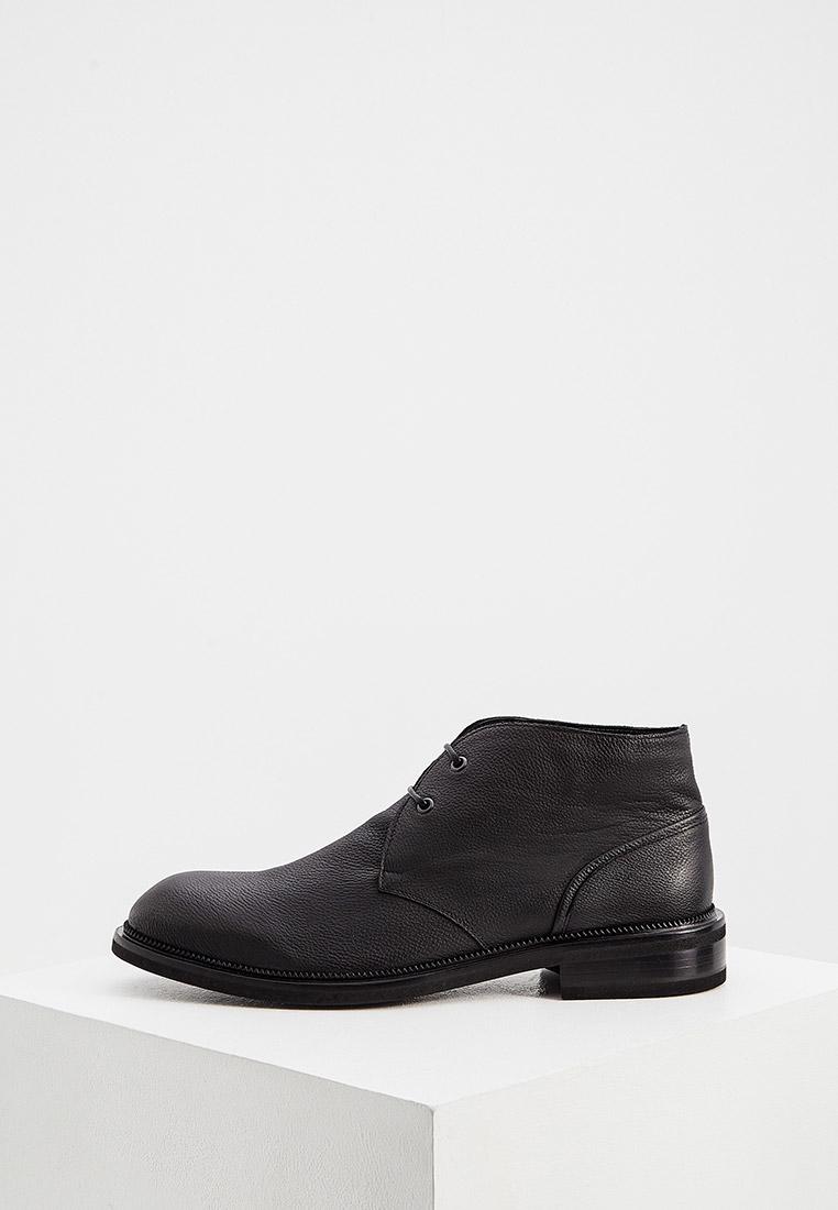 Мужские ботинки A.Testoni MS47672LGH: изображение 1