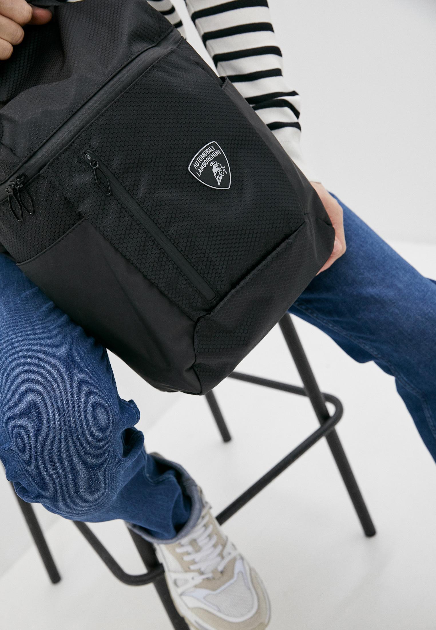 Городской рюкзак Automobili Lamborghini LBZA00257T: изображение 6