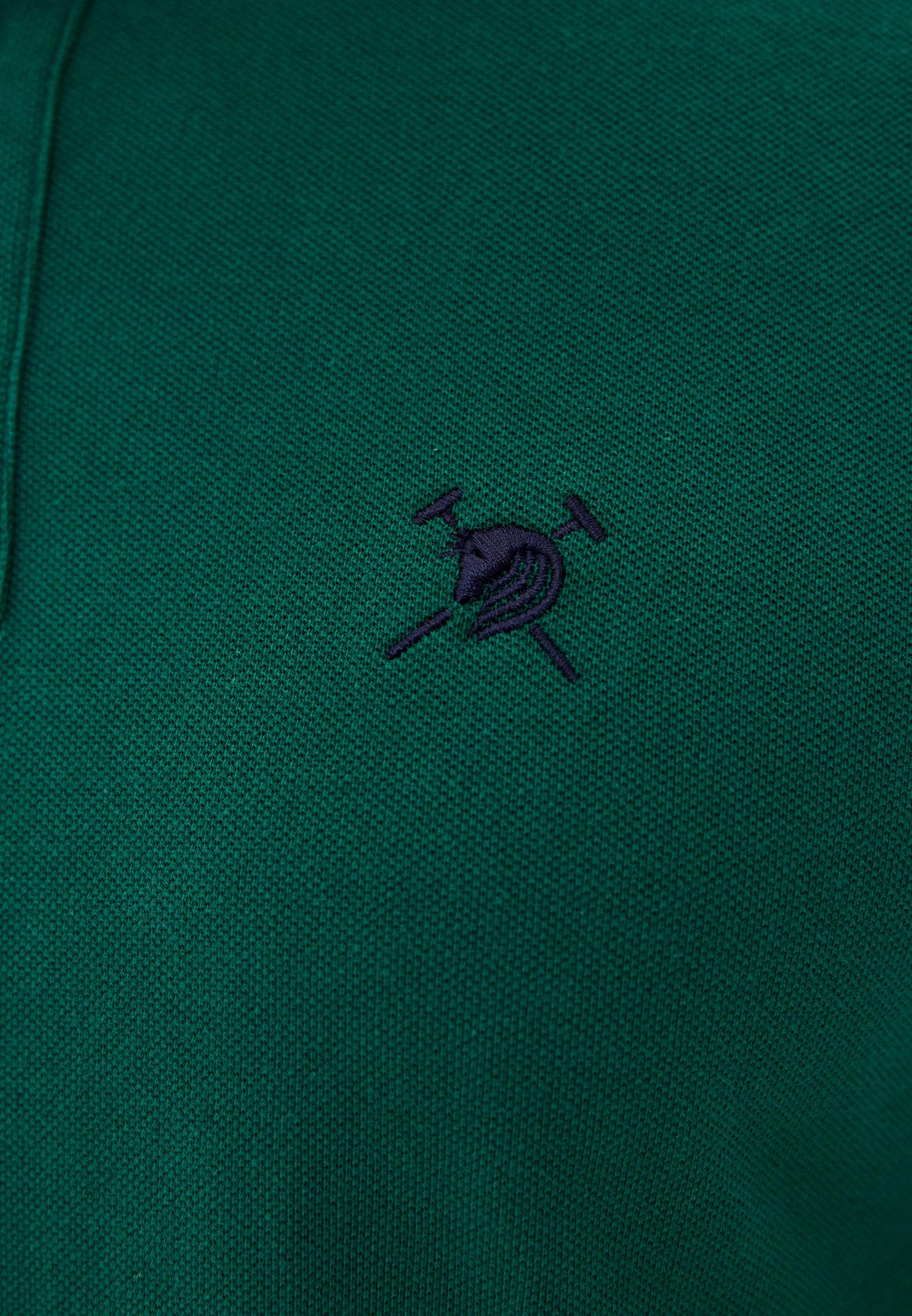 Мужские поло Auden Cavill AC20W PLM9031 DARK GREEN: изображение 4