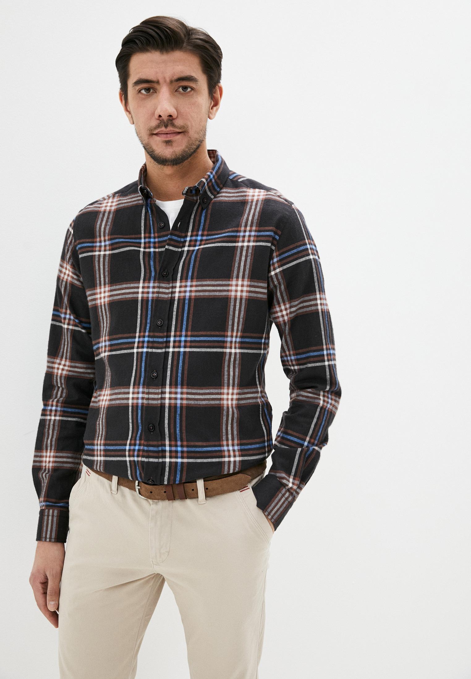 Рубашка с длинным рукавом Auden Cavill AC20W SHM3075 BROWN