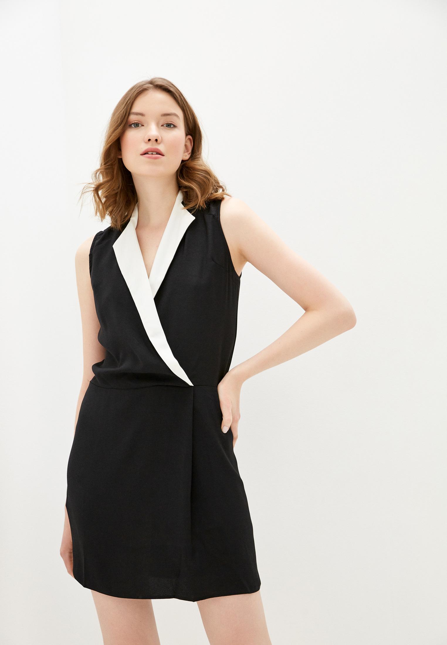 Платье Auden Cavill AC19S DRW3519 BLACK