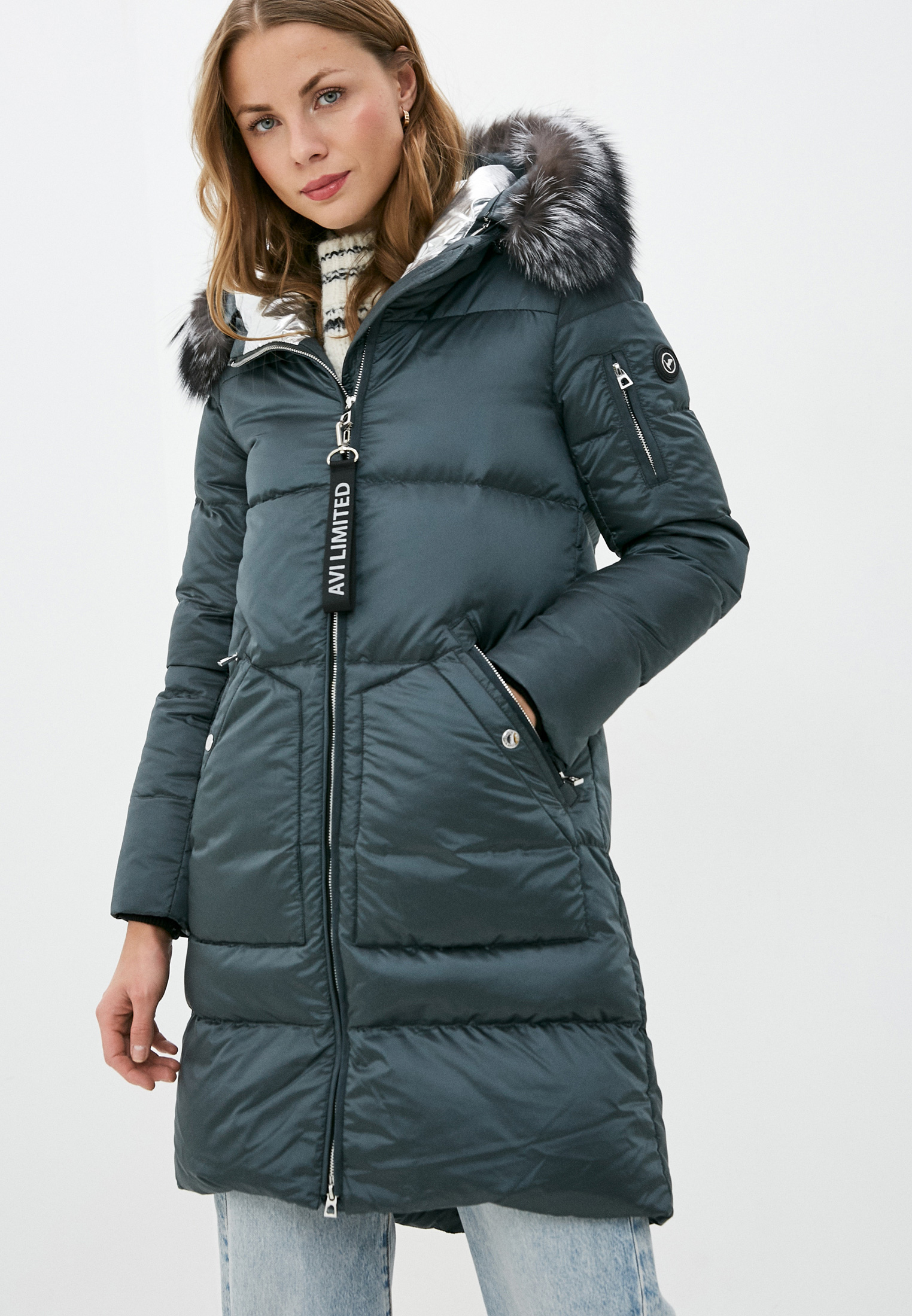 Утепленная куртка AVI A-90003(F)