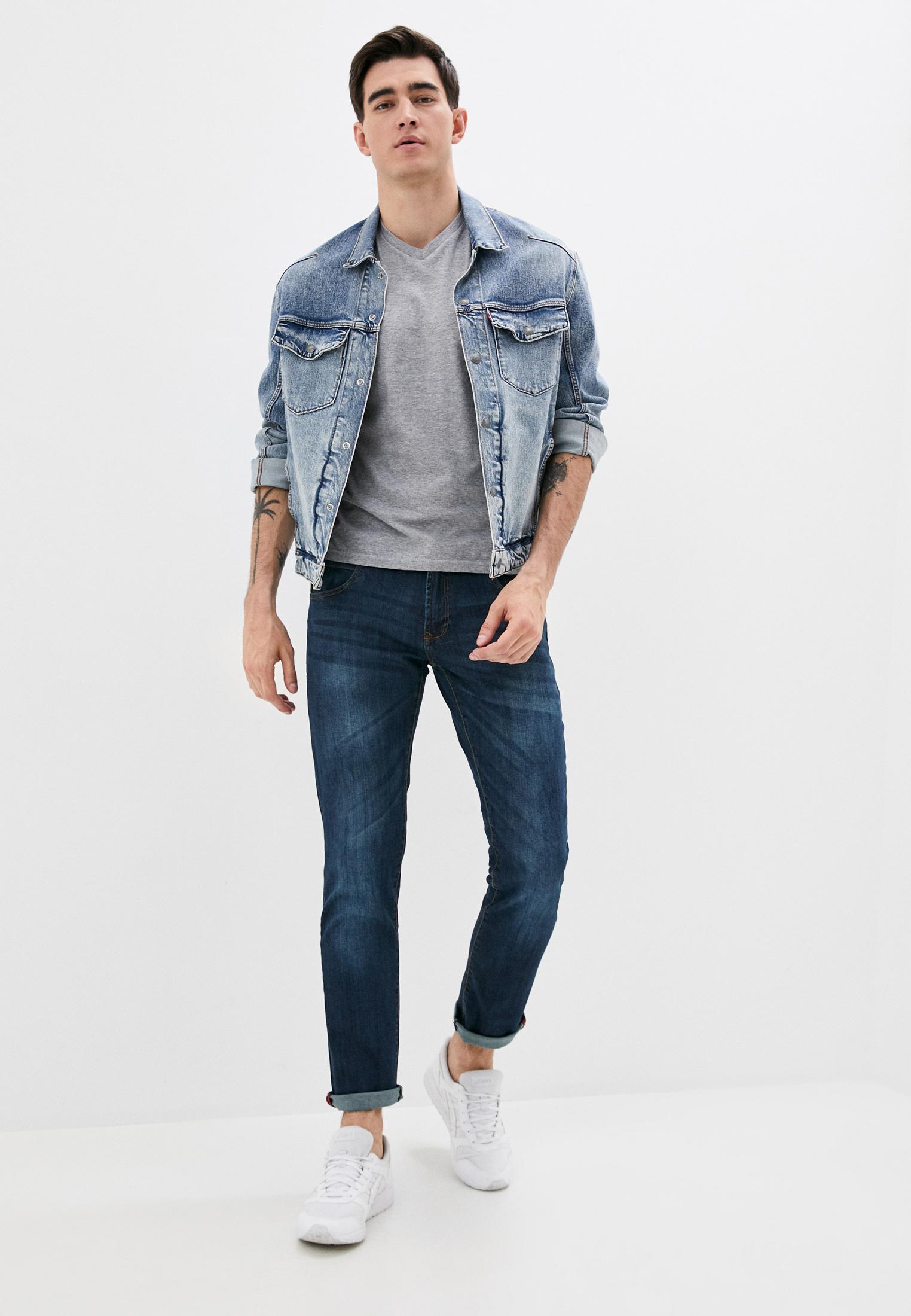 Зауженные джинсы Avirex AVXJ0513: изображение 2