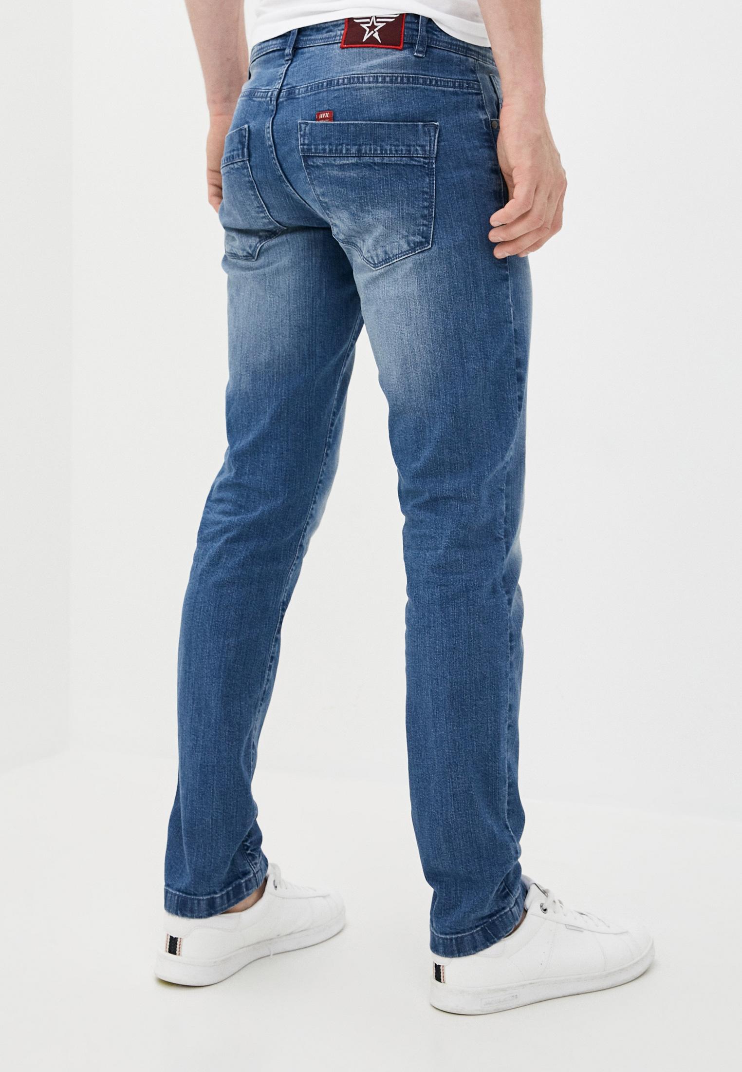 Зауженные джинсы Avirex AVXJ0539: изображение 3