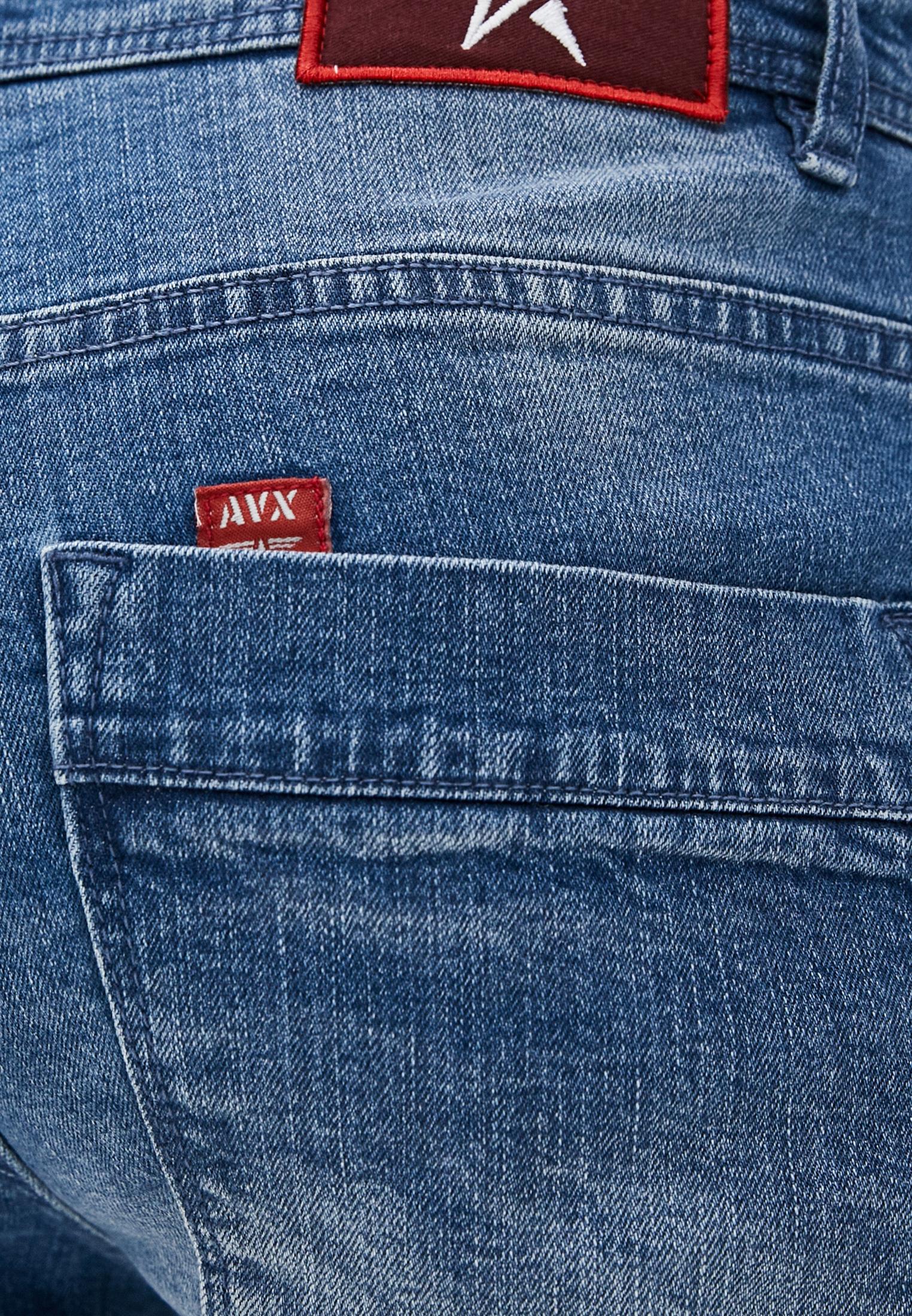 Зауженные джинсы Avirex AVXJ0539: изображение 4