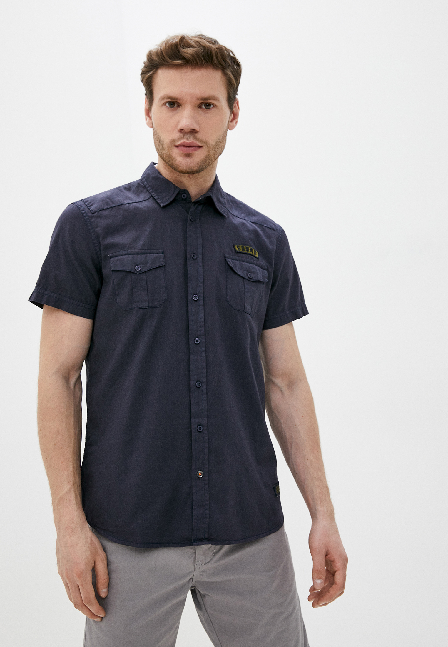 Рубашка с длинным рукавом Avirex AVXC0102