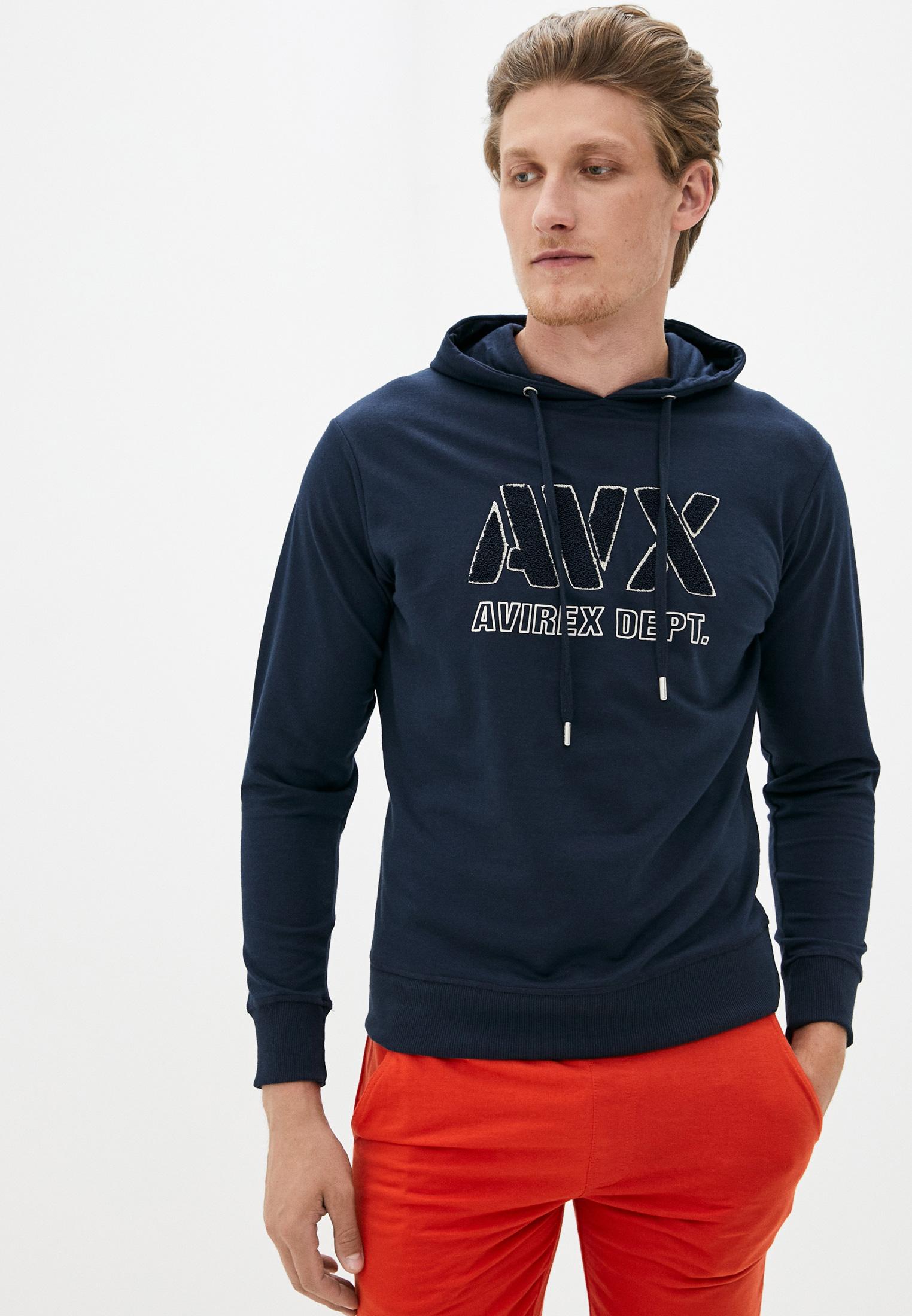 Мужские худи Avirex AX0354