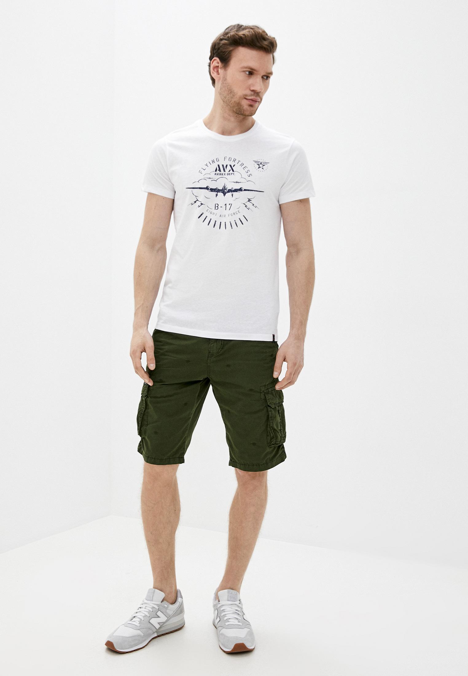 Мужские повседневные шорты Avirex AVXS0113: изображение 2