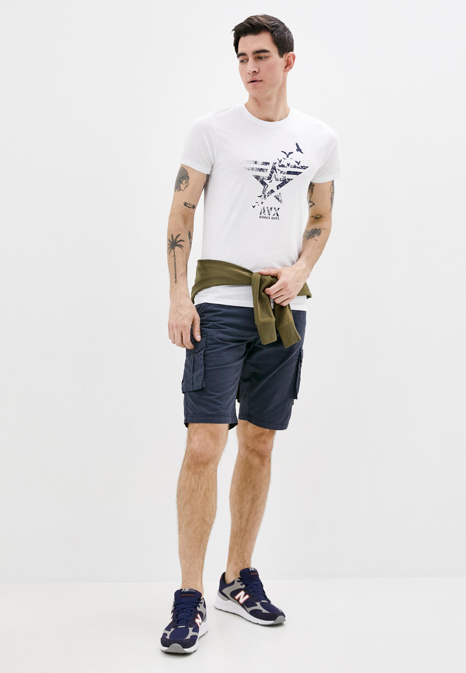 Мужские повседневные шорты Avirex AVXS21902: изображение 2