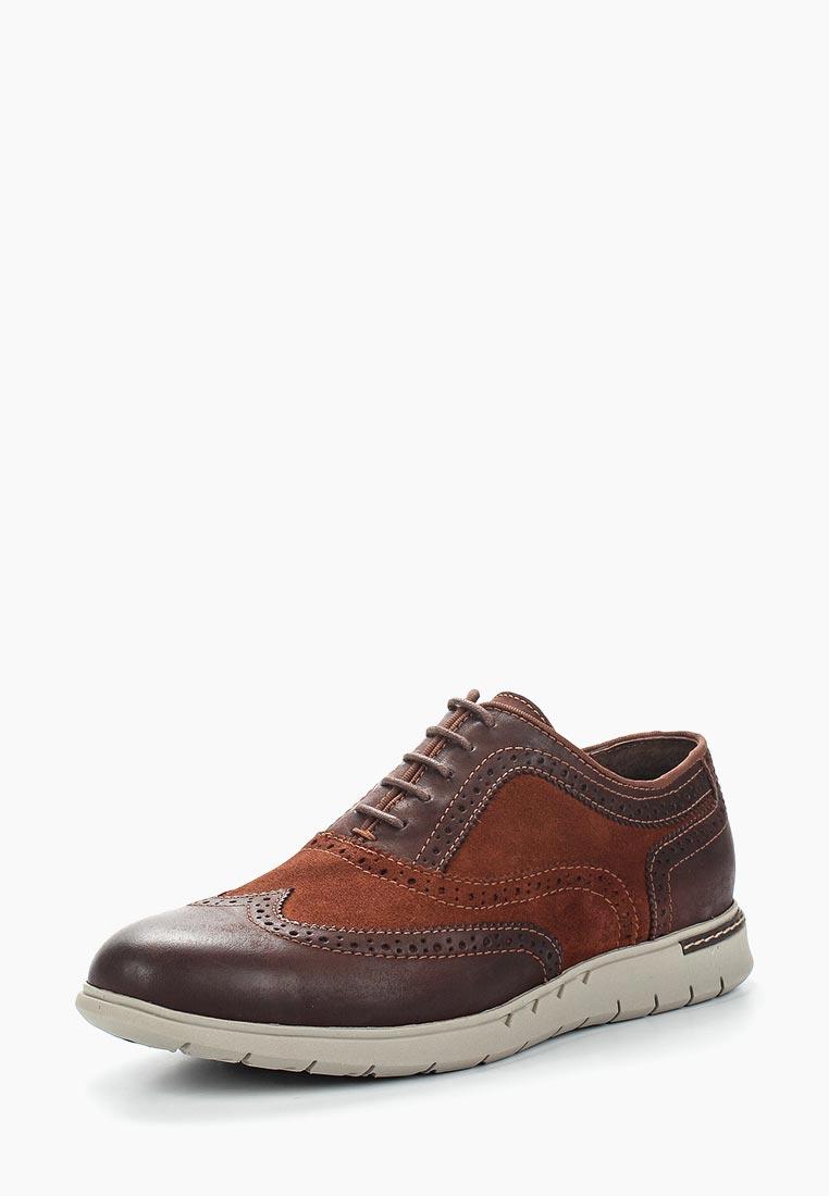 Мужские туфли AZOR ZM 3784 BERGAMO: изображение 6