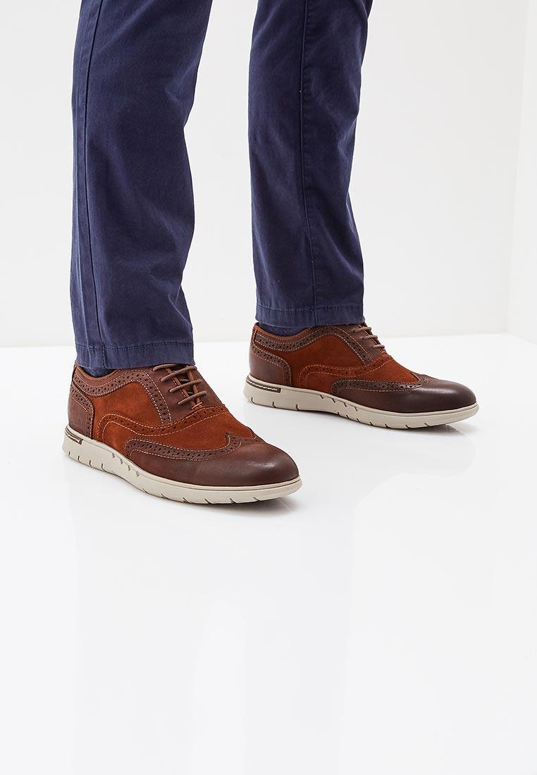 Мужские туфли AZOR ZM 3784 BERGAMO: изображение 10