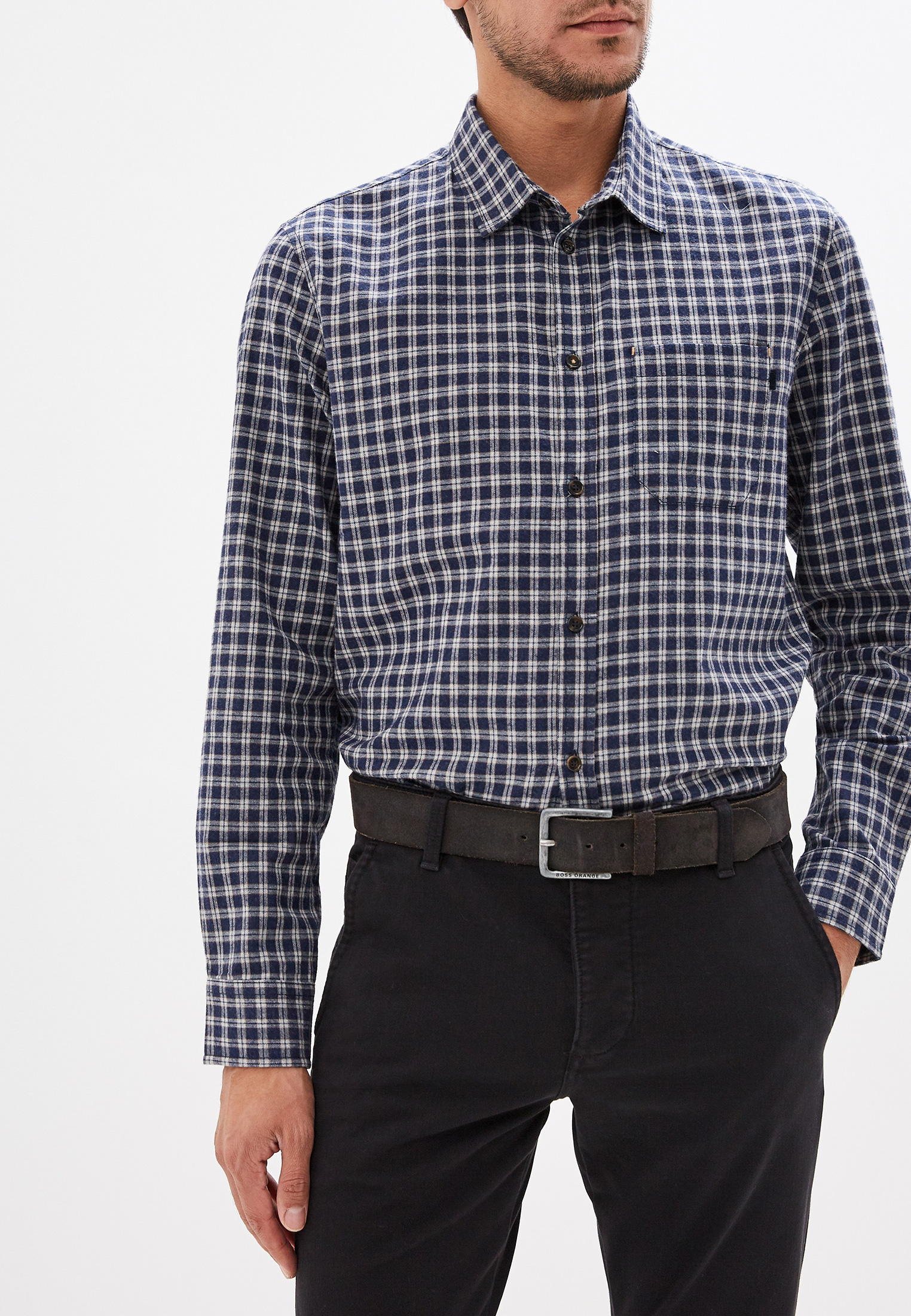 Рубашка с длинным рукавом Baon (Баон) B669514