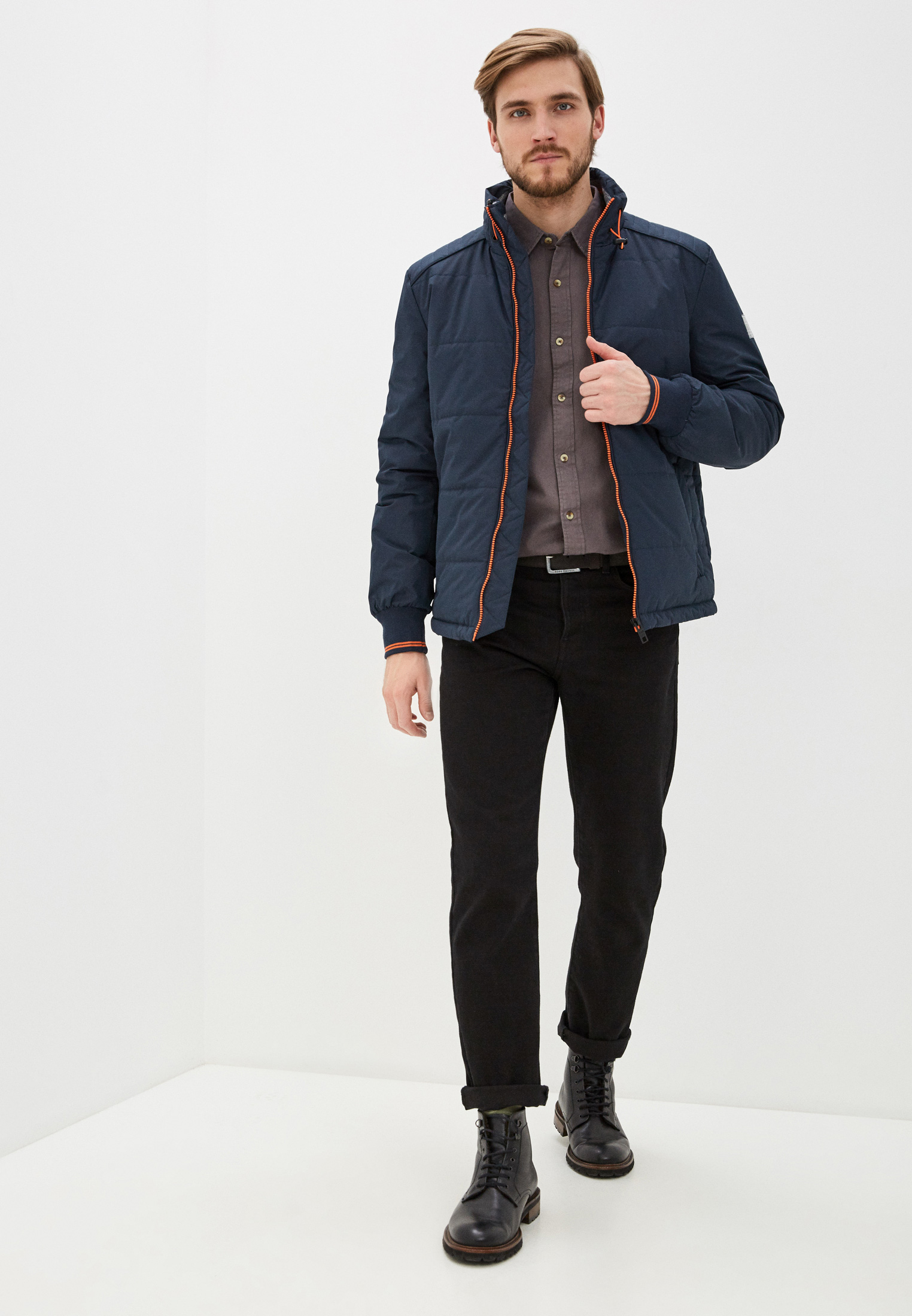 Утепленная куртка Baon (Баон) B530031: изображение 2