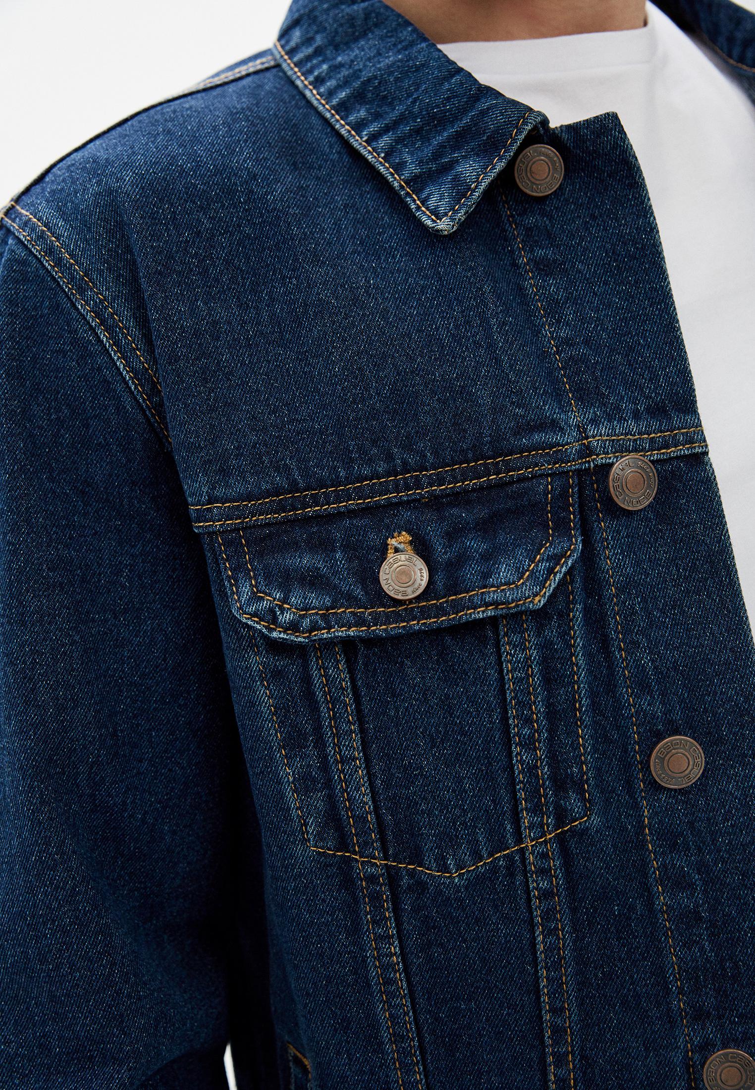Джинсовая куртка Baon (Баон) B620006: изображение 4