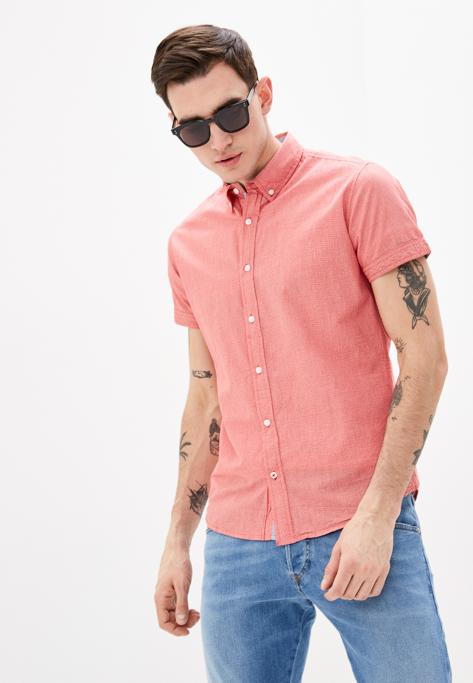 Рубашка с длинным рукавом Baon (Баон) B680015