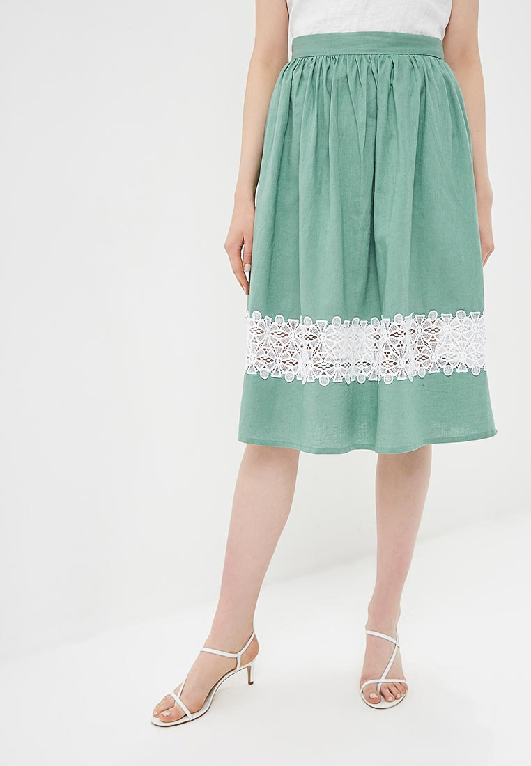 Широкая юбка Baon (Баон) B479023