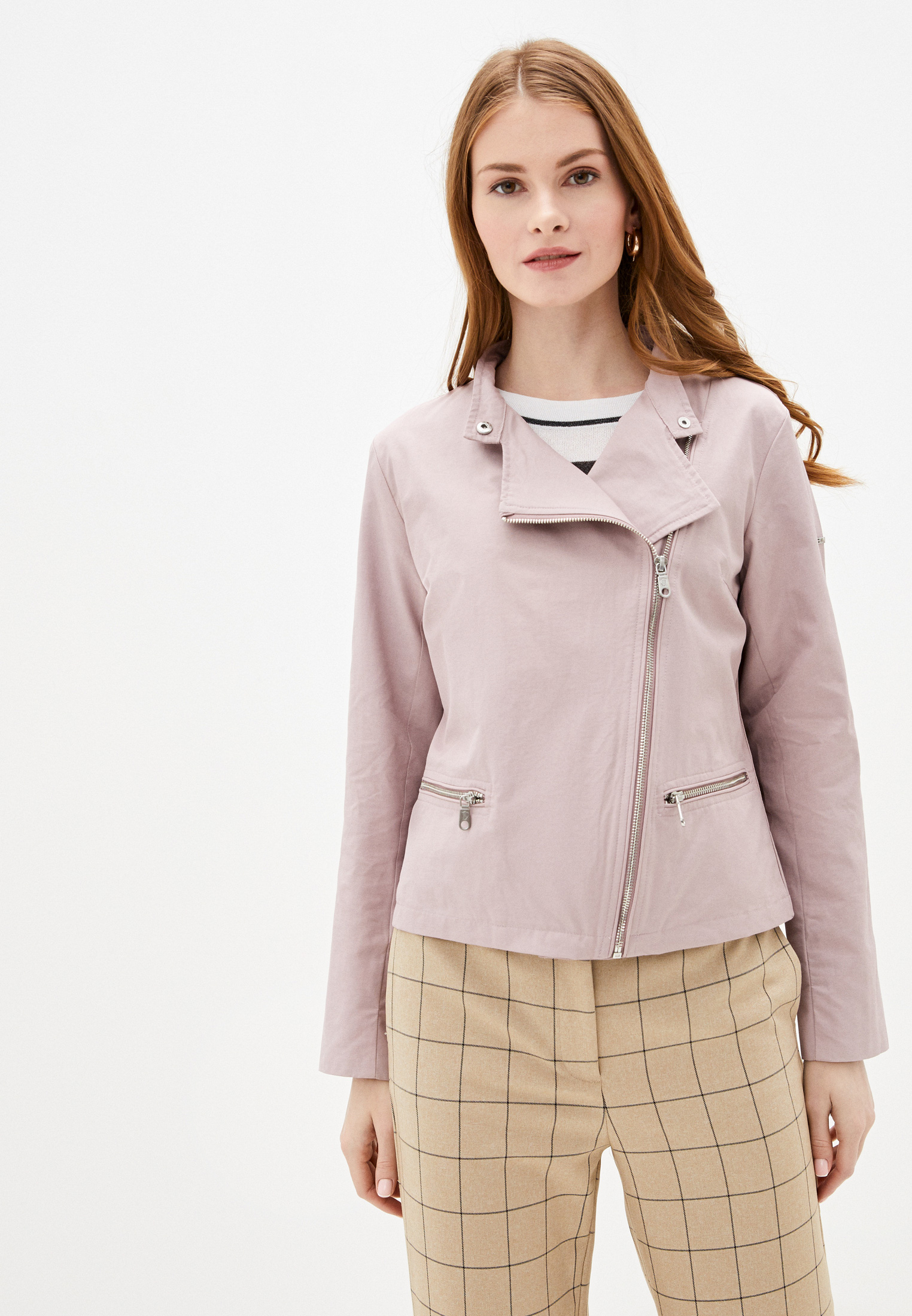 Кожаная куртка Baon (Баон) B100008