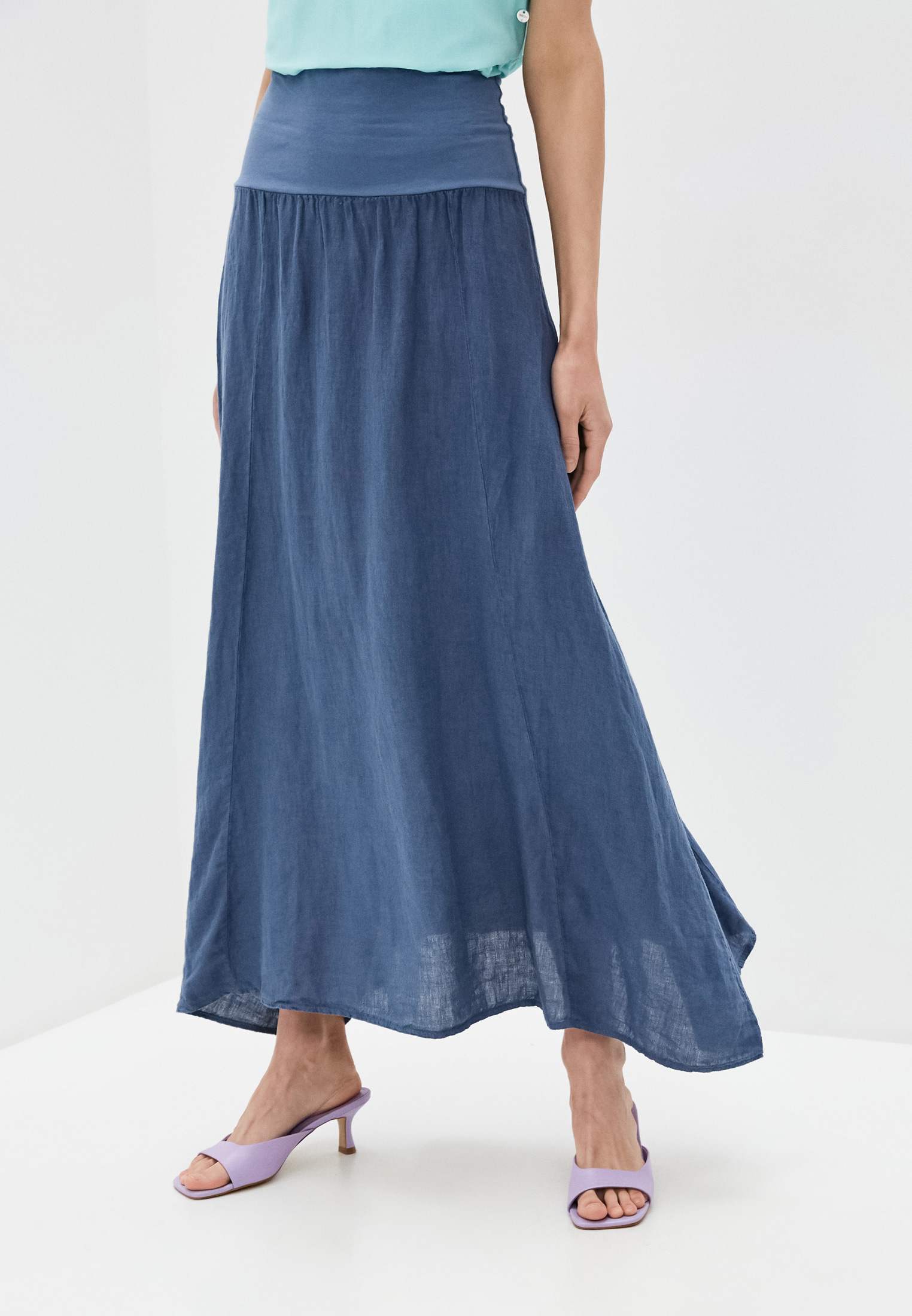 Широкая юбка Baon (Баон) B470025