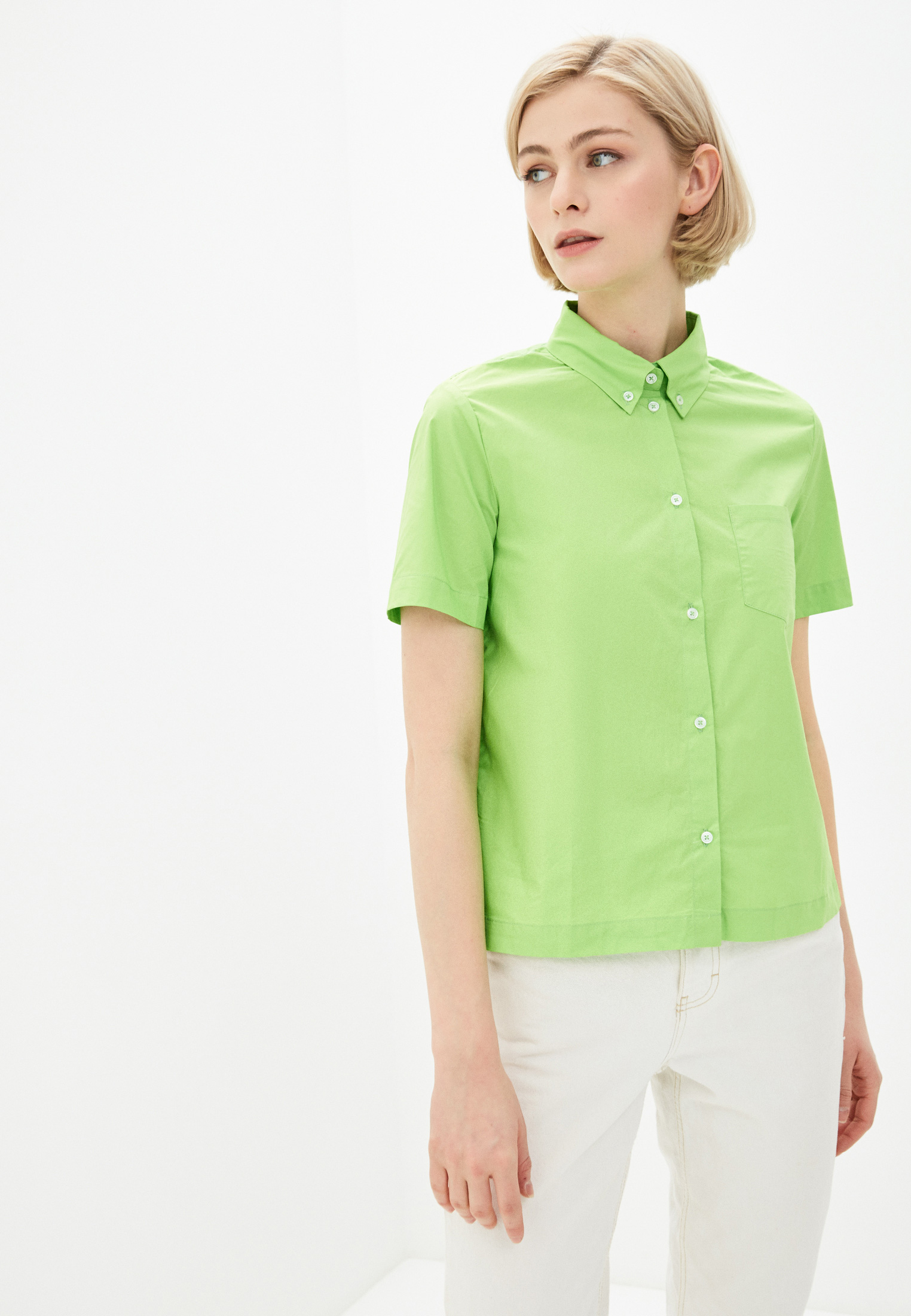 Рубашка с коротким рукавом Baon (Баон) B190023