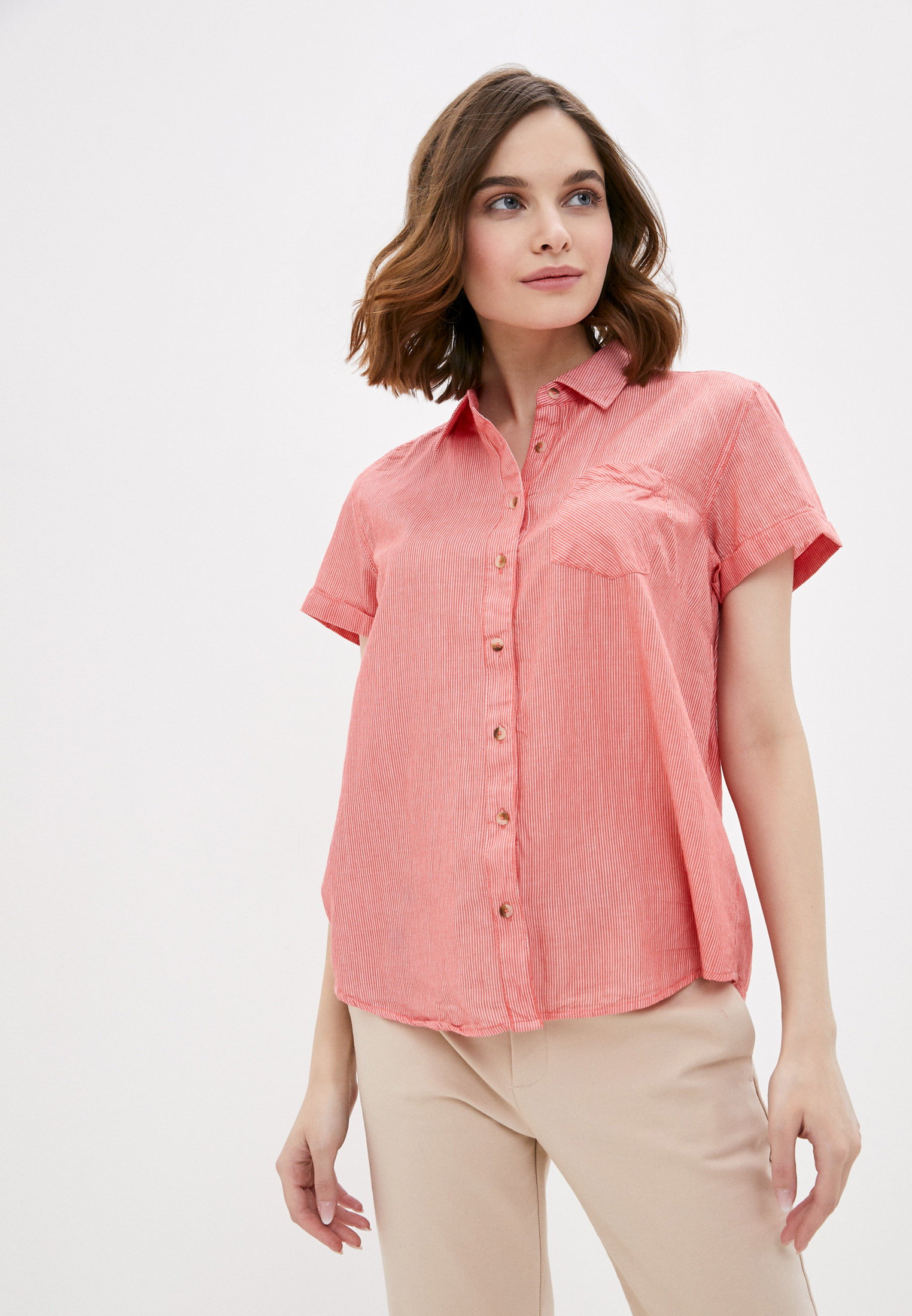 Рубашка с коротким рукавом Baon (Баон) B190047