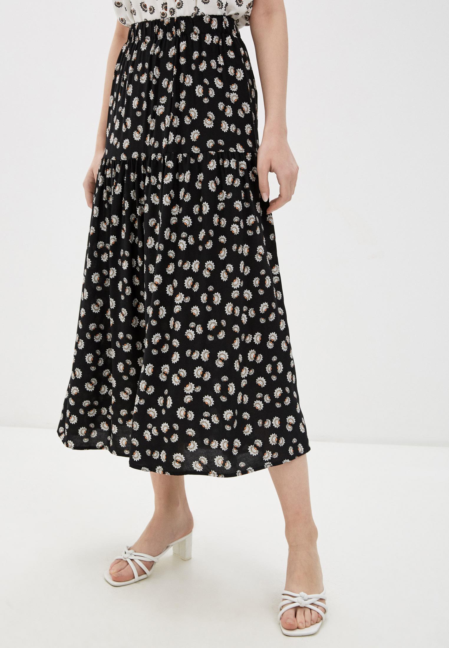 Широкая юбка Baon (Баон) B470030