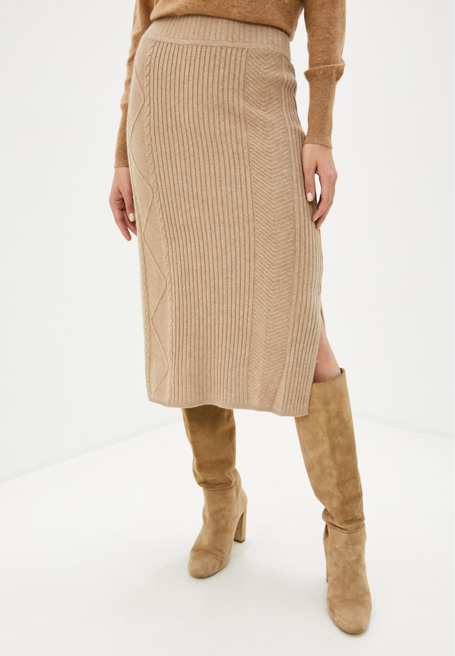 Прямая юбка Baon (Баон) B470532